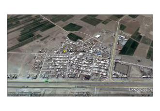 قیمت زمین قهجاورستان اصفهان